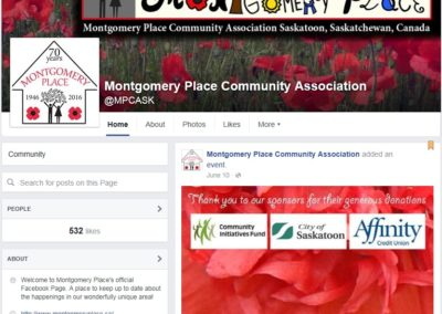 Montgomery Place Facebook Page