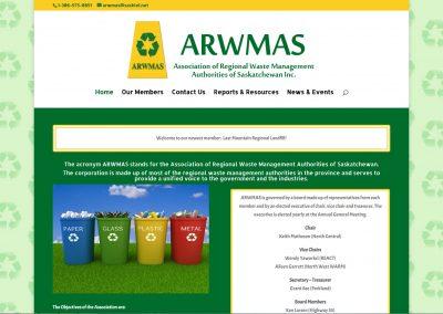 ARWMAS Website
